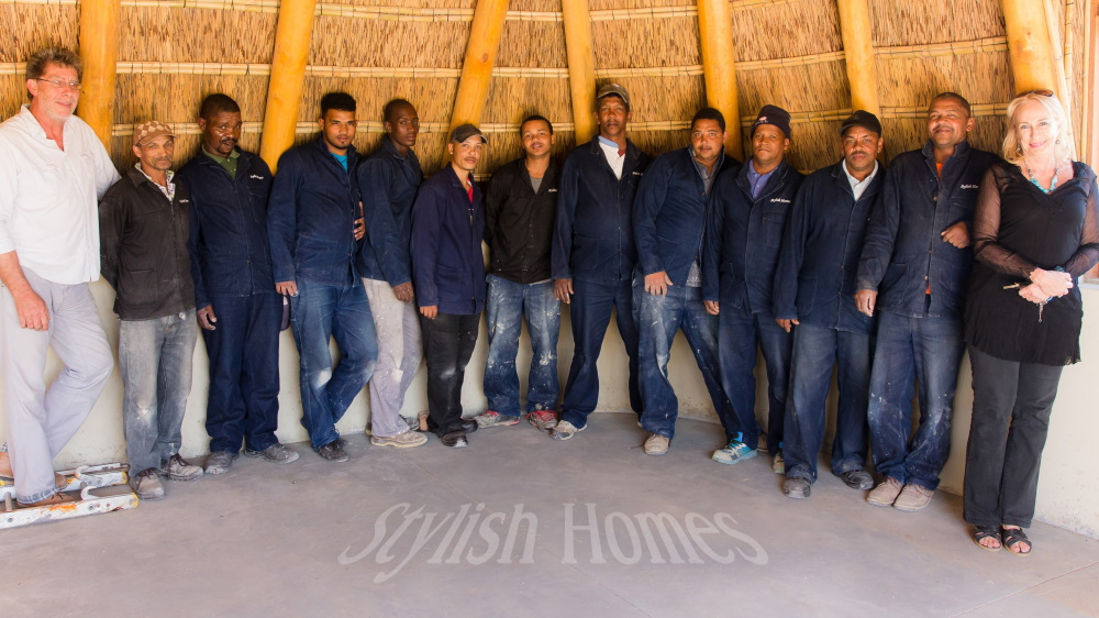 Stylish Homes Stilbaai - Building Team